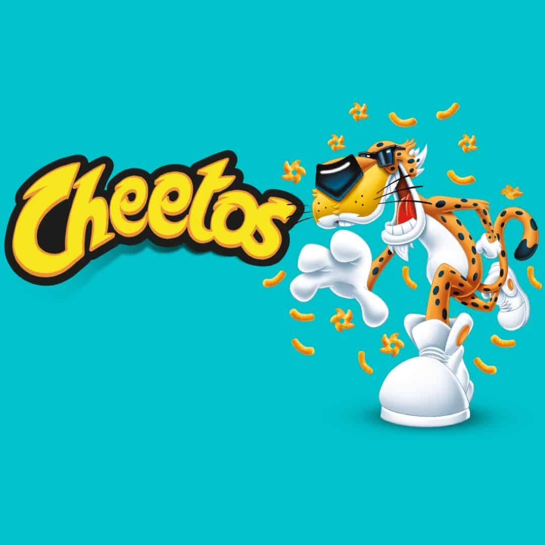 Cheetos spec landing page