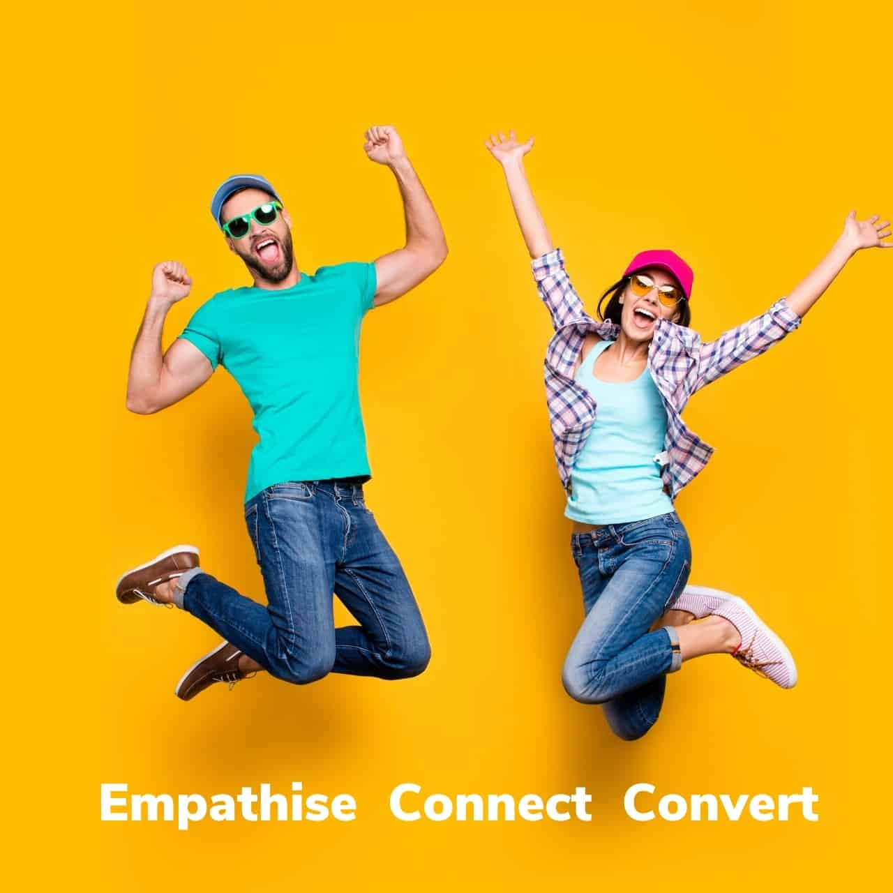 With me as your copywriter you will empathise and deeplyconnect with your audience and convert sales